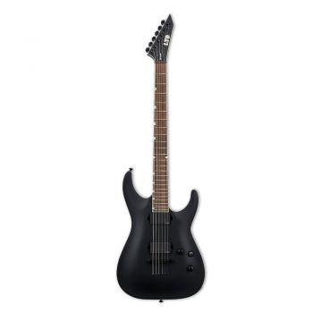ESP LTD MH-400B Guitarra Eléctrica Barítono Black