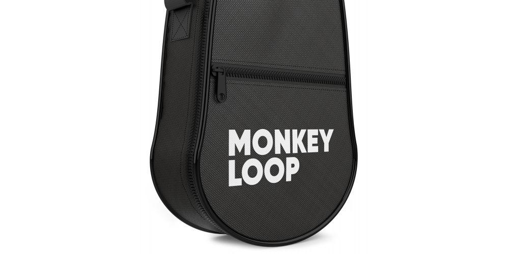 monkey loop jungle UKB 21 funda ukelele bolsillo