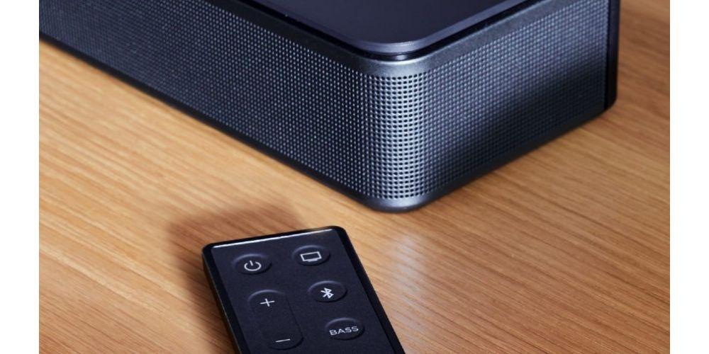 bose tv speaker barra de sonido television mando