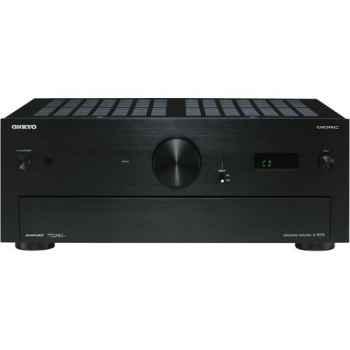 ONKYO A-9070 B Amplificador Estereo 2 x 140 W, Negro