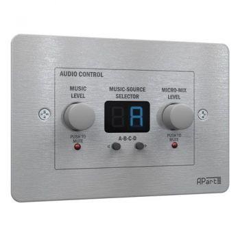 APART ZONE4R Control Remote Para Zone4 de Montaje en Pared