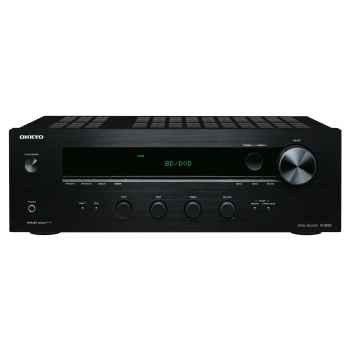 ONKYO TX-8020 B Receptor Stereo 180 W, Negro