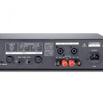 LD SYSTEMS DJ 800 Etapa de Potencia
