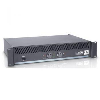 LD SYSTEMS DJ 800 Etapa de Potencia ( REACONDICIONADO )