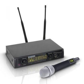 LD SYSTEMS WIN 42 HHC Microfono Inalambrico de Mano