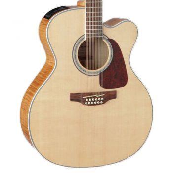 TAKAMINE GJ72CE-12NAT Guitarra Electro-Acustica Jumbo 12 Cuerdas