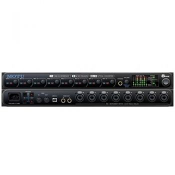 MOTU 8PRE USB Interface de Audio