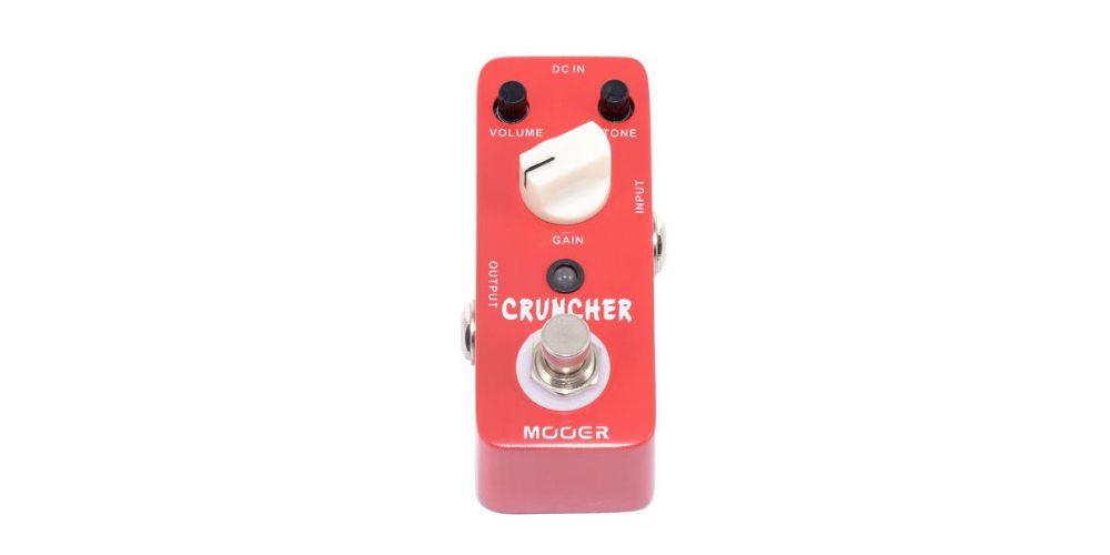 Mooer Cruncher pedal