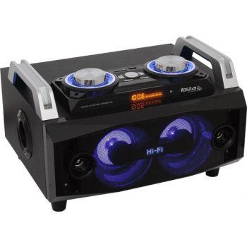 IBIZA SOUND SPLBOX120 Sistema Sonido Portátil 120W