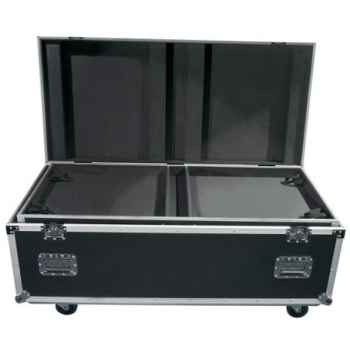 dap audio case for mobile truss stand open