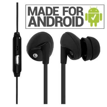 Hifiman RE300A Negro Controles para Android