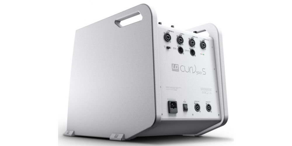 ld systems new curv 500 avs w back