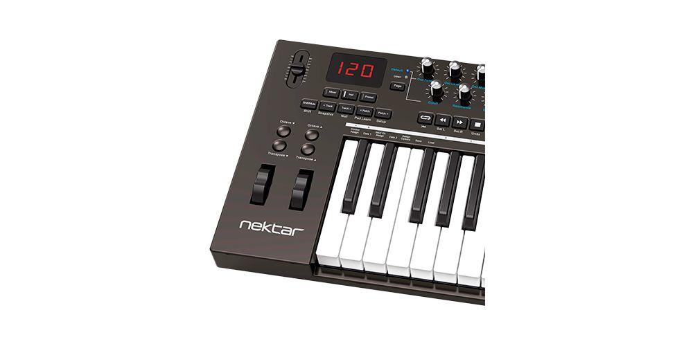impact lx25 teclado