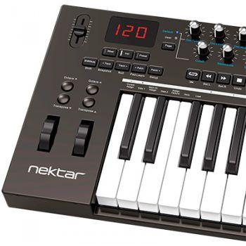 impactlx25 teclado
