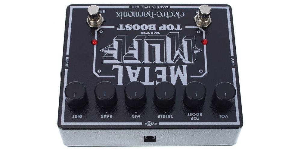 electro harmonix xo metal muff 2