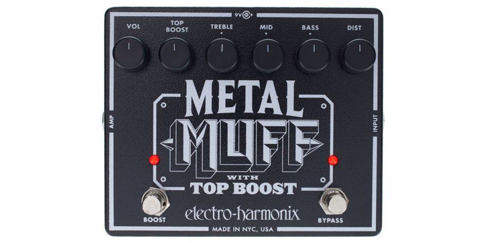 electro harmonix xo metal muff 3