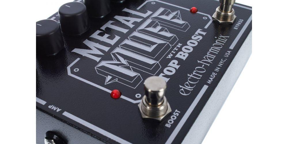 electro harmonix xo metal muff 5