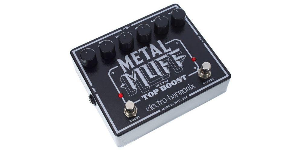 electro harmonix xo metal muff