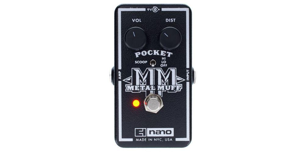 electro harmonix nano pocket metal muff 3
