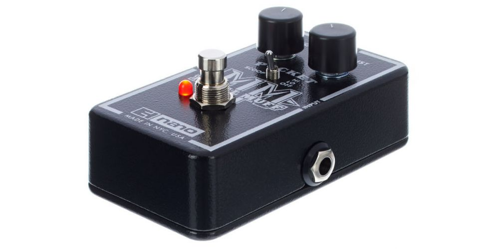 electro harmonix nano pocket metal muff 4