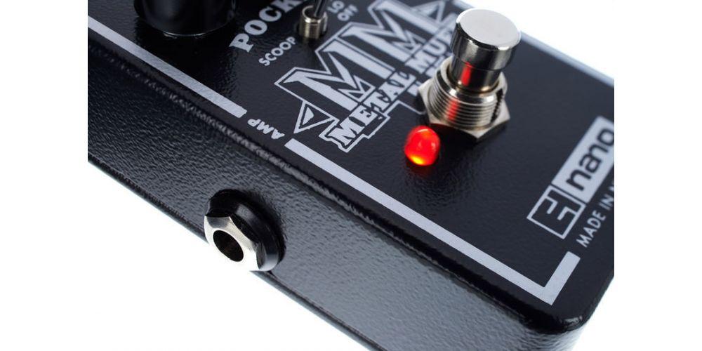 electro harmonix nano pocket metal muff 6