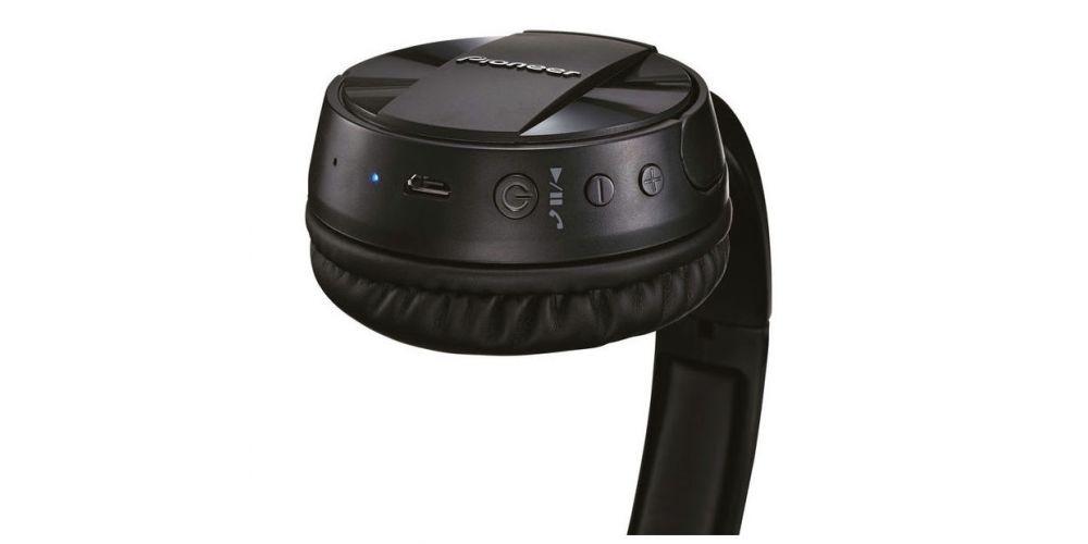 pioneer semj553 bt black auriculares bluetooth