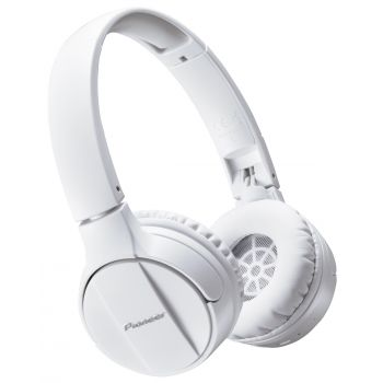 PIONEER SE-MJ553BT-White Auricular Bluetooth