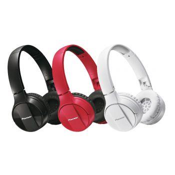 PIONEER SE-MJ553BT-W Auriculares Bluetooth SEMJ553BT W