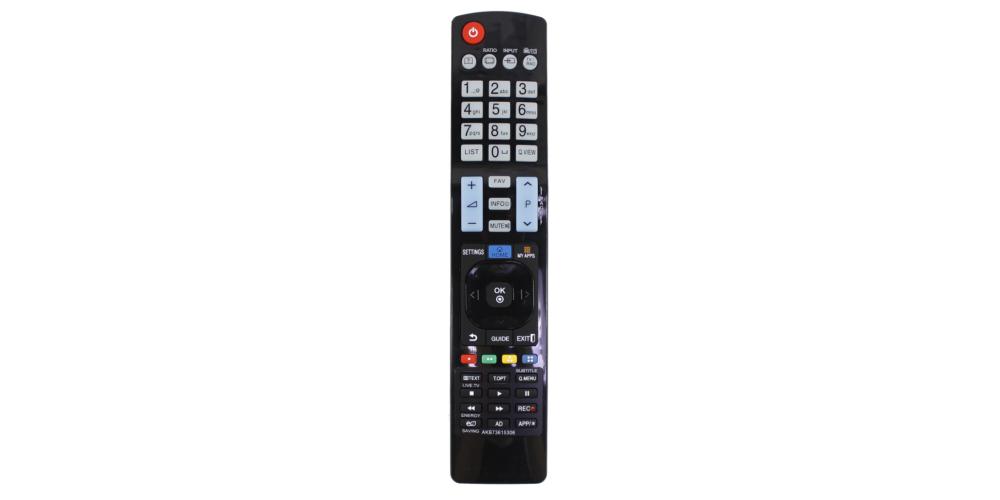 Mando original Tv LG AKB73615306 para TV.