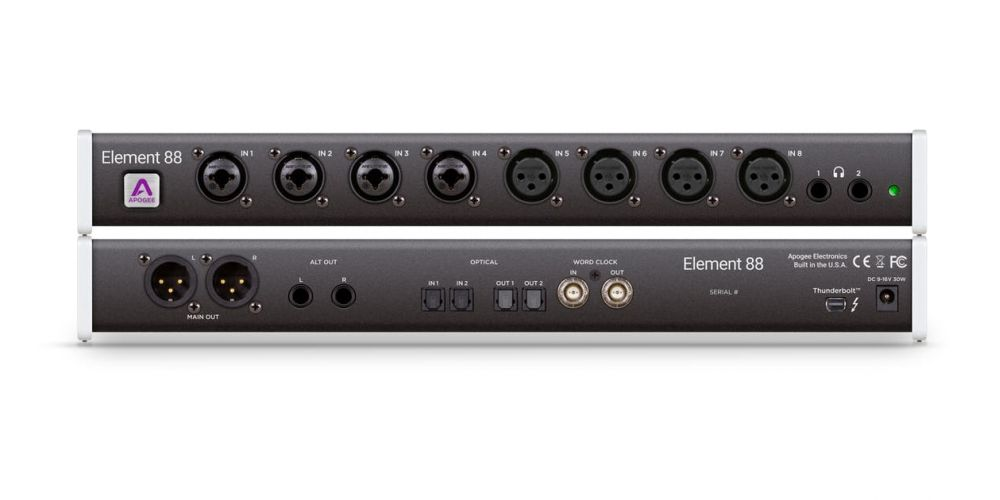 APOGEE ELEMENTS 88 FRONT