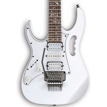 Ibanez JEMJRL-WH Steve Vai Signature. Guitarra Zurdos