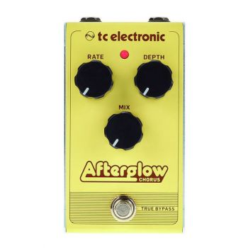 TC Electronic Afterglow Chorus Pedales de Efectos