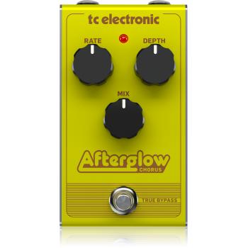 TC Electronic Afterglow Chorus Pedal de Efectos