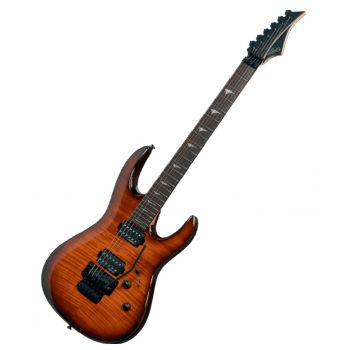 LAG A200BRS Guitarra Eléctrica Arkane 200 Brown Shadow