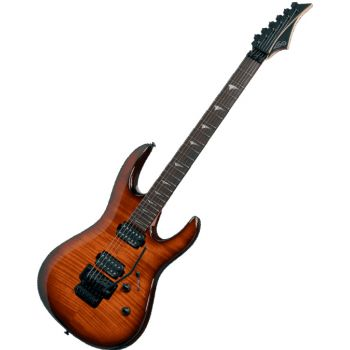 LAG GUITARRA ELECTRICA LAG ARKANE 200 BROWN SHADOW