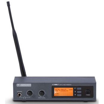 LD Systems MEI 1000 G2 T Transmisor para Sistema de Monitoraje In-Ear LDMEI1000G2