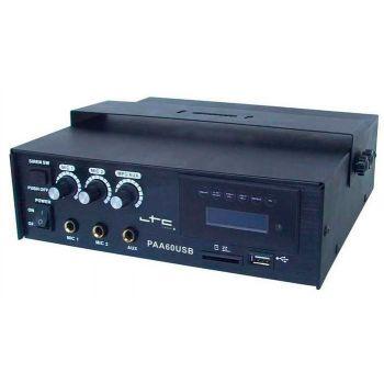 LTC PAA60USB Amplificador