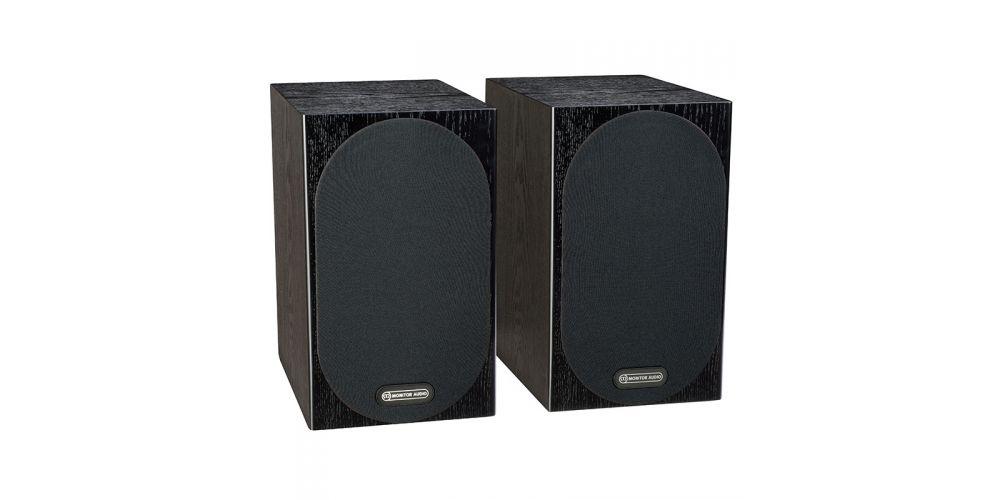 monitor audio silver 50 black oak tapas