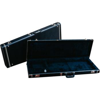 Fender G&G Standard Mustang/Musicmaster/Bronco Bass Hardshell Estuche negro