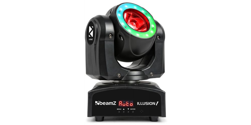 Beamz Illusion 1 LED Beam