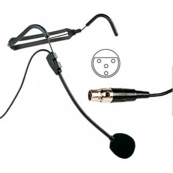 Fonestar FDM-621MCS Micrófono de cabeza