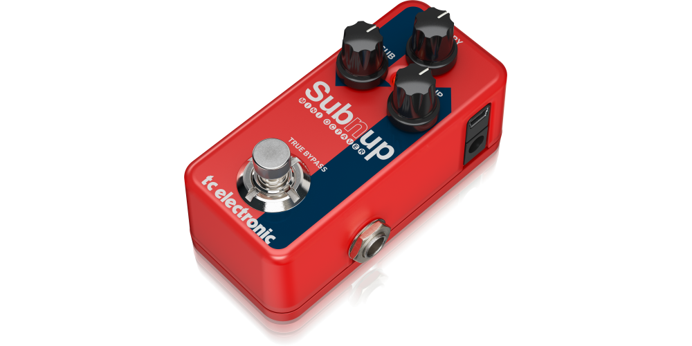 tc electronic subnup mini octaver comprar
