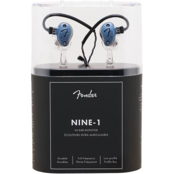Fender IEM Nine 1 Gun Metal Blue