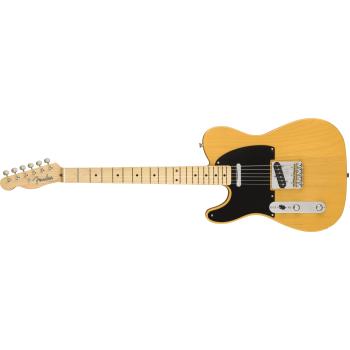 Fender American Original 50s Telecaster LH MN Butterscotch Blonde Guitarra Zurdos