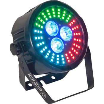 Ibiza Light PAR LED 318-FX2 Par Led de Animacion Con DMX