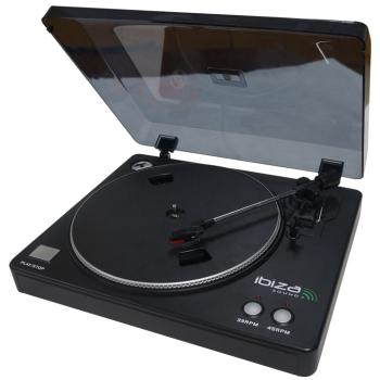 Ibiza Sound LP200 GIRADISCOS USB