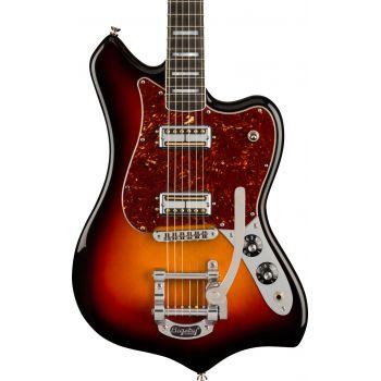 Fender Parallel Universe Volume II Maverick Dorado EB Ultraburst