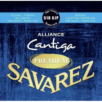 Savarez 510AJP Cantiga Premium Alliance Cuerdas Guitarra Clasica / Flamenca