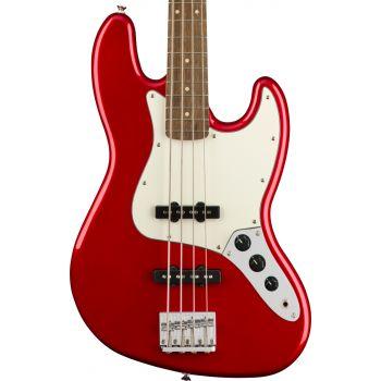 Fender Squier Contemporary Jazz Bass LRL Dark Metallic Red