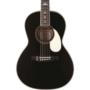PRS SE P20 Parlour BV Black Top Guitarra ElectroAcústica